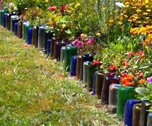 Bordure Plastique Jardin : diff rents bordures de jardin ~ Premium-room.com Idées de Décoration