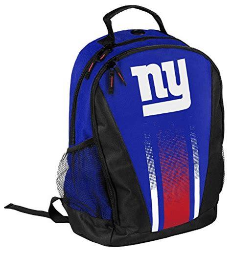 new yorker rucksack new york giants backpack giants backpack giants