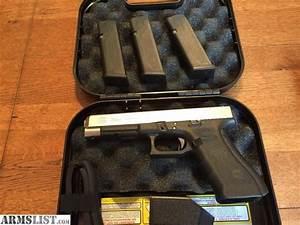 ARMSLIST - For Sale: Glock 35 gen 4 with rock your glock ...