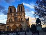 Cathédrale Notre-Dame de Paris, Paris, France - Notre Dame ...