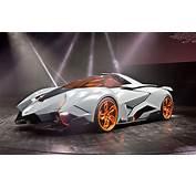 Lamborghini Egoista Front Three Quarters  NO Car Fun