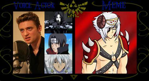 Noah Voice Actor Meme By Kittykyomi On Deviantart