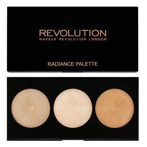 spons foundation makeup revolution highlighter palette radiance