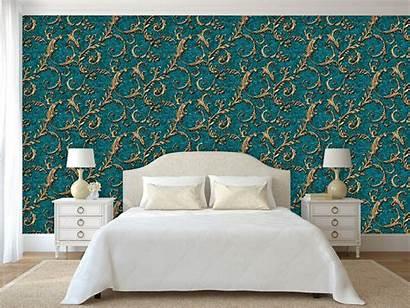 Pvc Xpression Nature Interior Florals Wallpapers