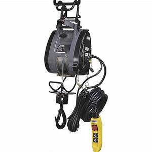 Bannon Compact Electric Cable Hoist  U2014 1100