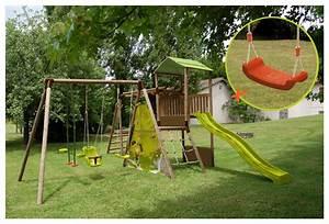 Jeux Exterieur Bois Enfant : aire de jeux enfant bois uy64 montrealeast ~ Premium-room.com Idées de Décoration