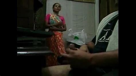 handjob with maid around xvideos