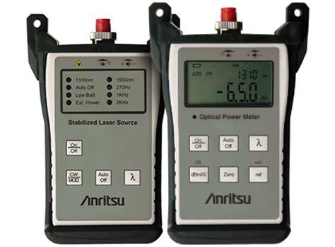 power meter light source test optical light source optical power meter cma5 anritsu