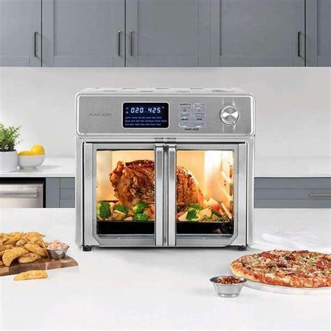 fryer air oven kalorik maxx digital quart ss afo qvc fryers stainless steel walmart
