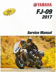2017 Yamaha Fj