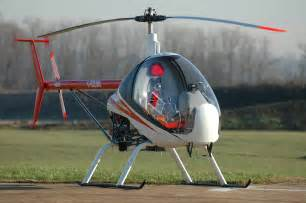 2 Seat Ultralight Helicopter