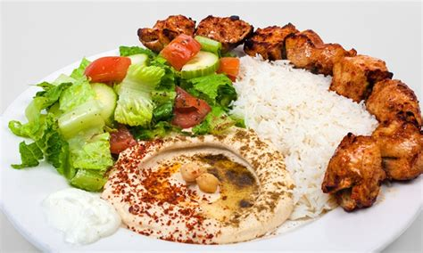 med cuisine mediterranean food the hummus factory groupon