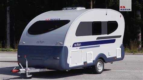 mini wohnwagen kaufen kompakt wohnwagen adria auch f 252 r leichte zugfahrzeuge
