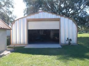 Metal Garage Buildings