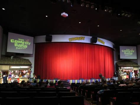 comedy barn pigeon forge stage picture of comedy barn pigeon forge tripadvisor