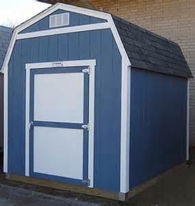 james 8x8 wood shed 30x40 steel