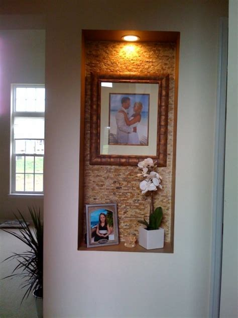 Decorating Ideas For Niches by Wall Niche Ideas Tips Of How To Decorate Them Homesfeed