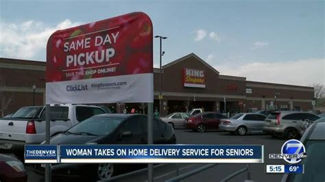 King Soopers Home Shop by After Grocery Delivery Service Ends Former Driver Picking