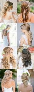 up wedding half up half wedding hairstyles pictures photos and images for