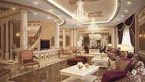 تصاميم فلل في دبي النمط الكلاسيكي والحديث Spazio