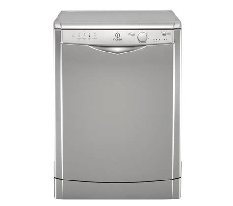 two dishwashers one buy indesit dfg15b1s full size dishwasher silver free