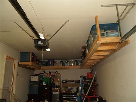 Ceiling Garage Storage Ideas by 2x4 Garage Shelf Plans Free Plans To Build Garage Shelving