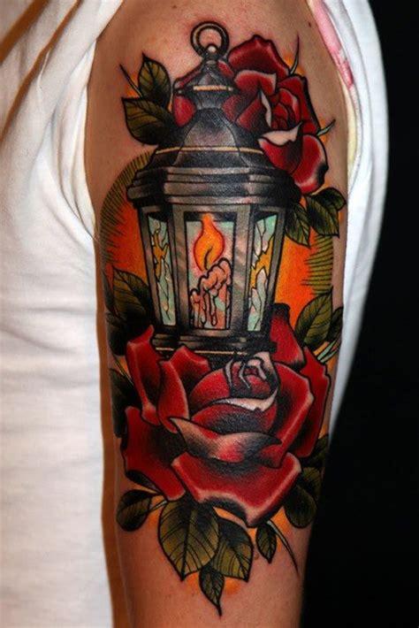 chinese lantern tattoos