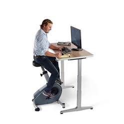 Desk Bike Peddler by Great Standing Desk Exercise Equipment Best Home Furniture