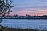 Ashley River Bridge - Charleston Sc Photograph by Donnie ...