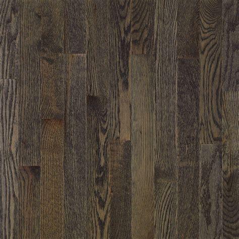 coastal gray bruce american originals coastal gray oak 5 16 in t x 2 1 4 in w x random length solid wood