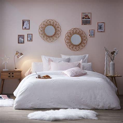 decoration chambre rose pale