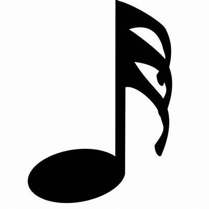 Notes Note Musical Clipart Vector Panda
