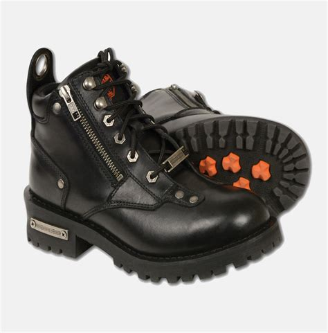 low cut biker boots women 39 s motorbike boots real leather low cut lace to toe