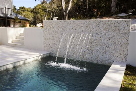 water features aqua works pools