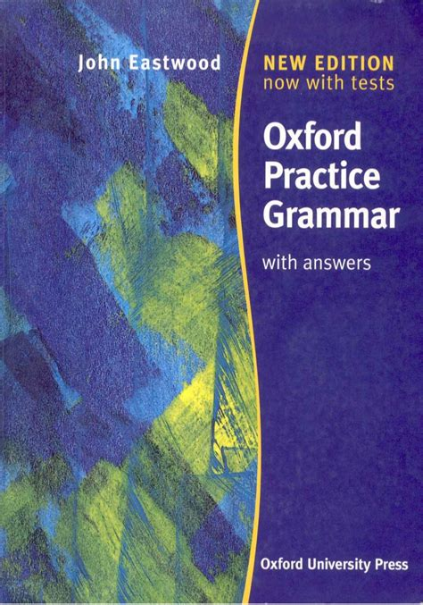english book oxford practice grammar  answers