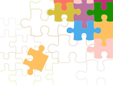 powerpoint puzzle template business puzzle backgrounds business templates free ppt grounds and powerpoint