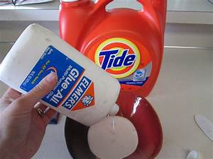 How to make slime using tide kadakawa how to make slime with tide detergent and no glue howsto co ccuart Images