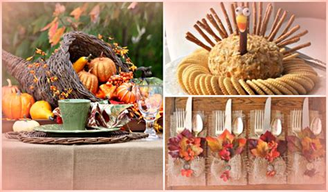 Thanksgiving Decorating Ideas  Fall Home Decor  Youtube
