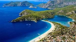 U00d6ludeniz Southwest Coast Turkey
