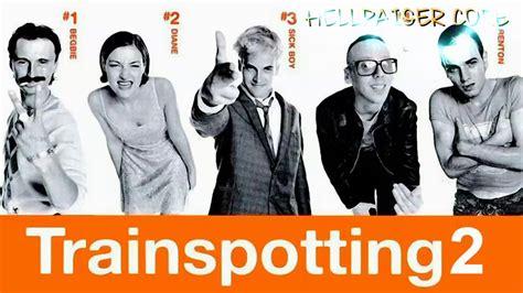 Brit Music: Trainspotting 2 Soundtrack Tracklist released