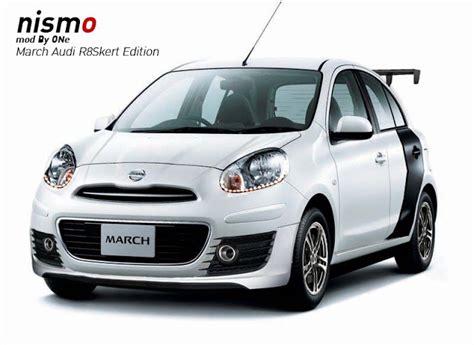 Modifikasi Dodge Journey by Nissan March Nismo Modification Auto Seo Journey