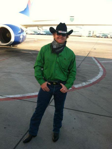 mets cowboy  literally  flight  houston amazin