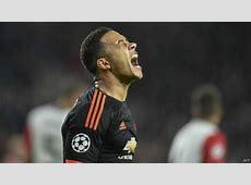 Manchester United takluk dari PSV Eindhoven 21 BBC