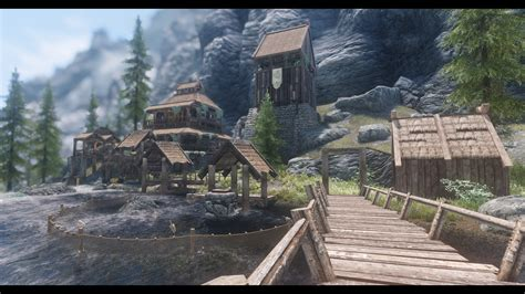 JK's Riverfall Cottage (Russian Translation) at Skyrim Special Edition Nexus - Mods and Community