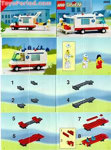 Lego Classic Anleitung : lego 6666 ambulance set parts inventory and instructions lego reference guide ~ Yasmunasinghe.com Haus und Dekorationen