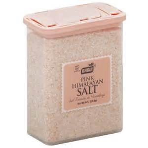 badia pink himalayan salt 8 oz pack of 12 walmart com