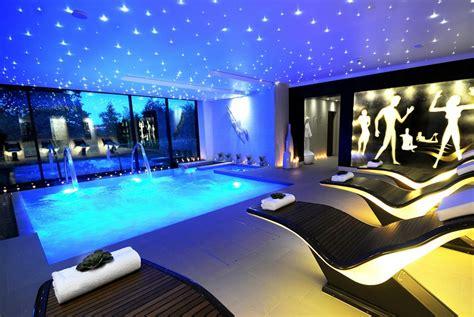 Luxurious Indoor Pools  Pool Design Ideas