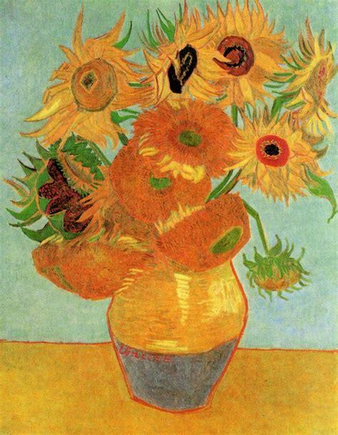 Vincent Van Gogh On Pinterest Still Life Sunflowers And