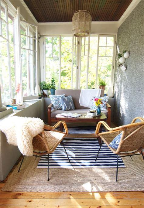 sunroom decor ideas  brighten  space