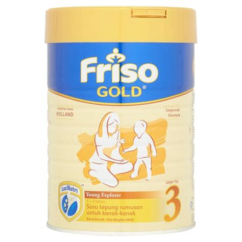 Friso Gold 3 900g friso gold step 3 explorer formulated milk powder